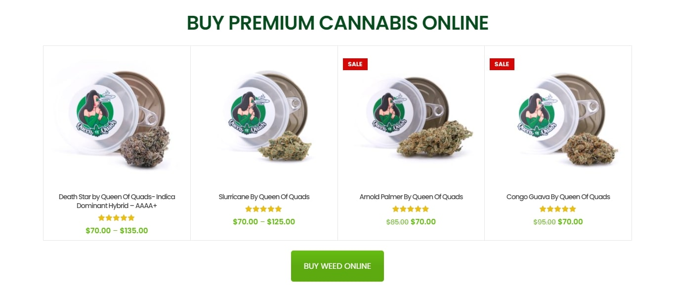 The Green Ace – BC Online Dispensary